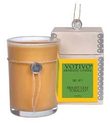 Votivo introduces a new fragrance, Bright Leaf Tobacco, to its Aromatic collection. gracemg.com