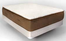 The Revitalize mattress is part of the company's sleep-harmony brand, a new line of mattresses made with visco latex foam. glideaway.com