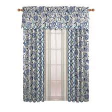 The Grand Bazaar window panel joins Ellery Homestyles' line of products licensed with Waverly. elleryhomestyles.com