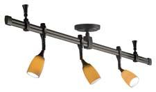 Nora Lighting has expanded its Nora rail kits with more than 100 choices now available, including the contemporary Mercure here. noralighting.com