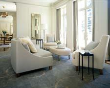 This room design from Barbara Barry demonstrates her subtle style. barbarabarry.com