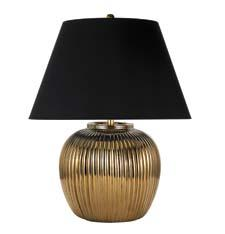 The Lauren by Ralph Lauren Heaton Porcelain Table Lamp retails for $375. visualcomfort.com