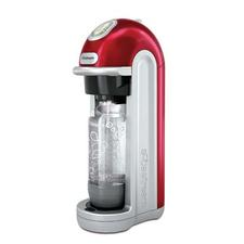 SodaStream's new Fizz monitors the carbonation. sodastreamusa.com