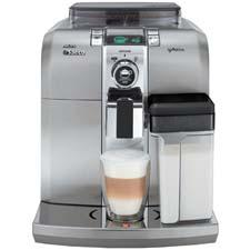 Syntia Cappuccino is the latest addition to the Syntia line by Philips Saeco. saeco-usa.com