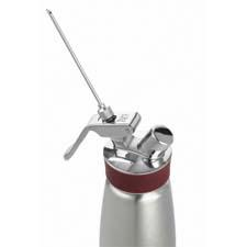 The Gourmet Whip Plus dispenses and aerates cold and warm foods in just seconds, and can be used with the new 3 and 5 mm iSi injector needles. isinorthamerica.com