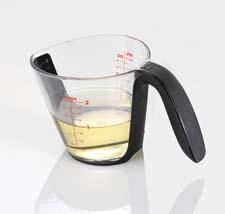 Bradshaw International has upgraded the design of its Good Cook TOUCH line of kitchen tools and gadgets and added 20 new items, such as the Over The Top liquid measuring cup. goodcook.com