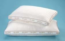 The SideSleeper Pillow is part of United Feather & Down's Sleep for Success program. ufandd.com