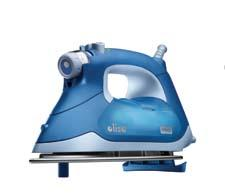 Oliso's Smart Iron is manufactured with microprocessor technology designed to make ironing easier and safer. oliso.com