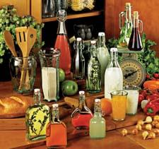 The Amici Recycled Glass Collection from Global Amici is a series of functional and stylish bottles, glasses and jars, all made in Italy under strict environmental standards set by the terms of the Kyoto Convention of zero pollution emission in the manufacturing process. globalamici.com