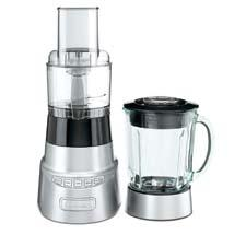 "SmartPower Deluxe Duet Blender/Food Processor, $99.95 Uses ""smart"" power to handle almost any food-prep task cuisinart.com"