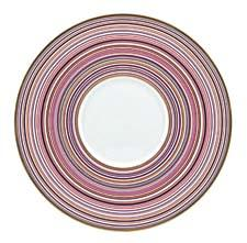 Attraction dinner plate,$90 Playful yet sophisticated Limoges devinecorp.net