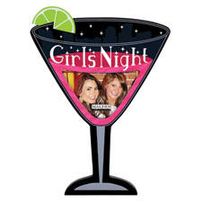 Event-driven frames, such as Malden's Girls Night Out collection, is a popular sentiment-based look. maldenframe.com