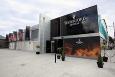 The House of Waterford Crystal is part factory, part visitor center and part retail store.