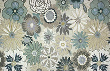 Jaunty's Laguna collection includes this design, LG-446 Botanical. jauntyinc.com