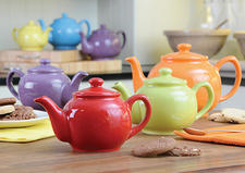 Price & Kensington have preserved and maintained the traditional design of the original Brown Betty tea pots in alternative colors. pacificmerchants.com