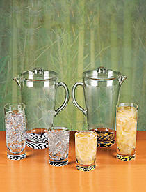 ProRose is introducing animal-themed acrylic tumblers and pitchers. prorose.com