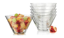Libbey's new Stucco collection of beverageware and serveware are easy to hold. libbey.com