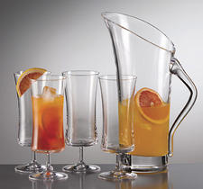 Pasabahce introduces the five-piece Bailey Cocktail serving set in its Denizli brand, part of its new After Hours barware sets that retail for under $50. pasabahce.com