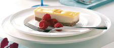 Denby introduces Grace dinnerware, a white bone china pattern inspired by designs from the 1930s and '40s. denbyusa.com