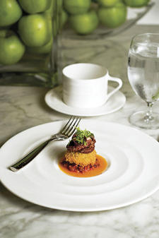 Fortessa introduces Cielo, a bone china dinnerware pattern that comes in two different plate diameters with six different well sizes. fortessa.com