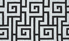 The Rug Market?s Rome design incorporates an all-over Greek key pattern. therugmarket.com