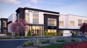 Malouf U.S. headquarters
