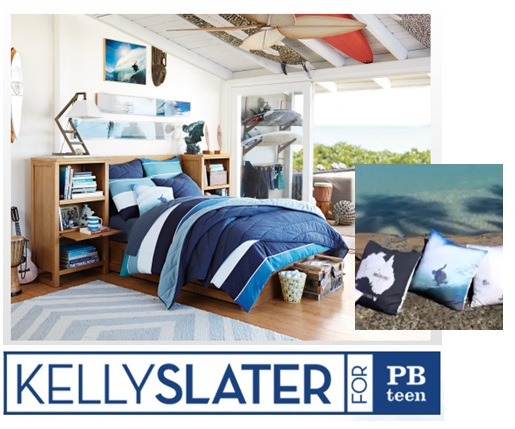 Kelly Slater for PBTeen