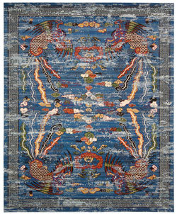 Barclay Butera's Imperial Midnight Rug