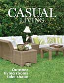 Casual Living cover March 2015