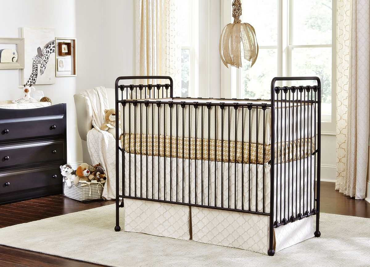 Baby S Dream Announces First Metal Crib Line Kids Today