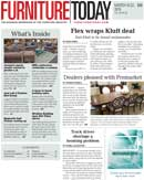 Furniture Today cover 16 March 2015