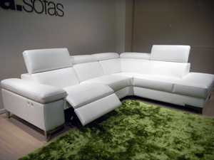 Nicoletti Calia motion sectional : nicoletti sectional - Sectionals, Sofas & Couches