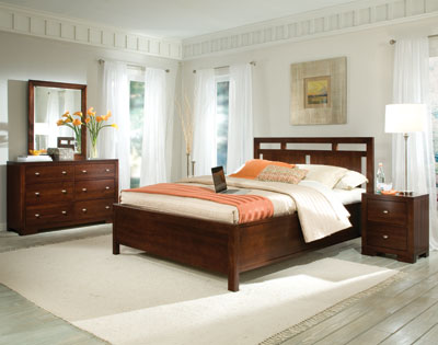 Durham Symmetry bedroom