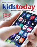 Kids Today cover for March April 2015
