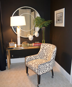 Good ... Office Accent Chair High Point Market S Designer Showhouse Open For  Viewing ...