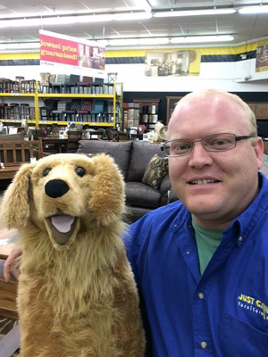 Just Cabinets to raise money for service dogs | Furniture ...