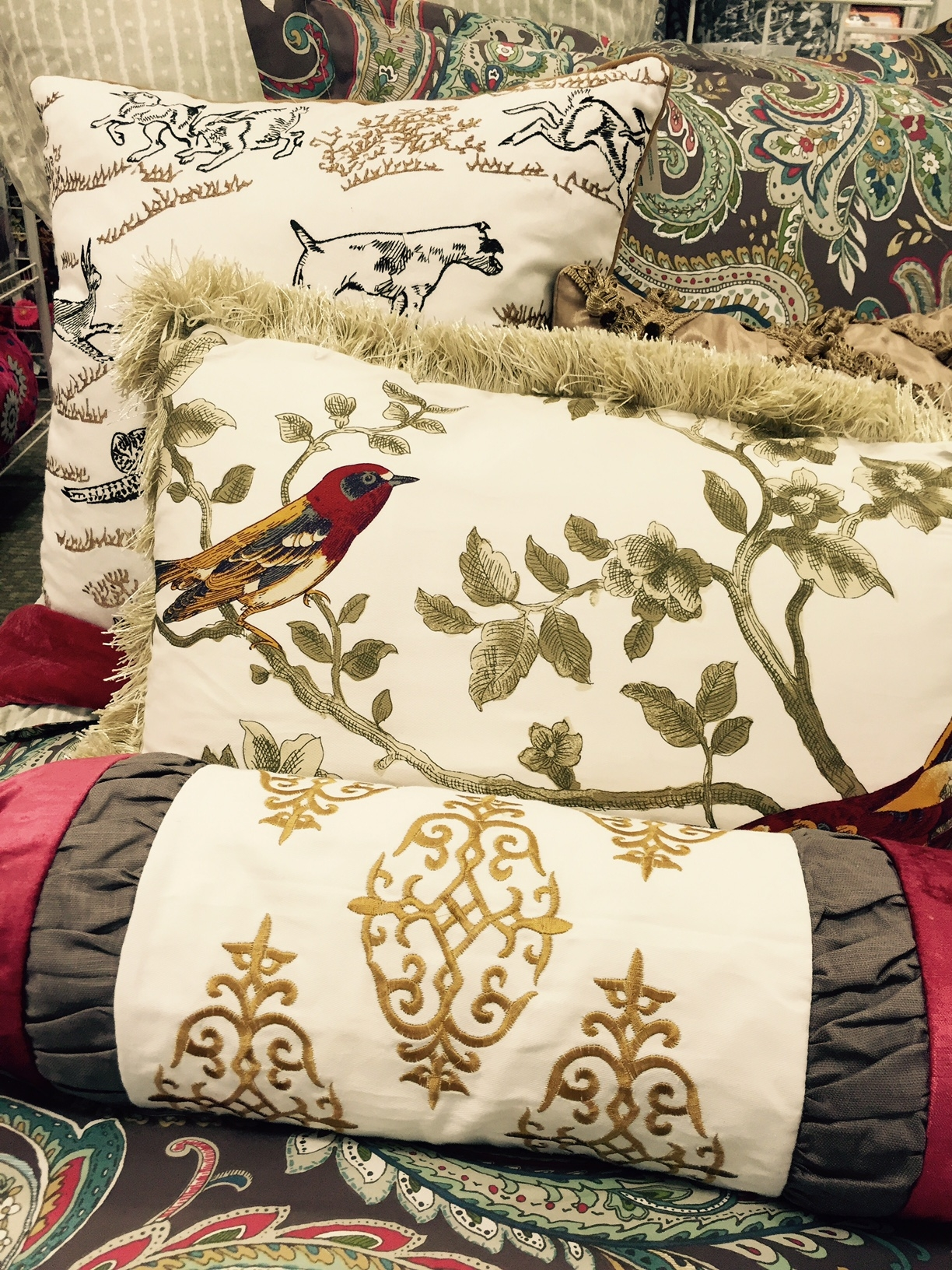 Nina Campbell 39 S New Home Decor Collections For Stein Mart