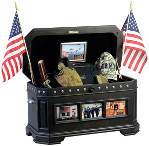 Life Chest Raising Funds To Donate Goods To Veterans Furniture Today