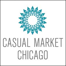 Casual Market Chicago logo
