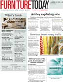 Furniture Today cover June 08 2015