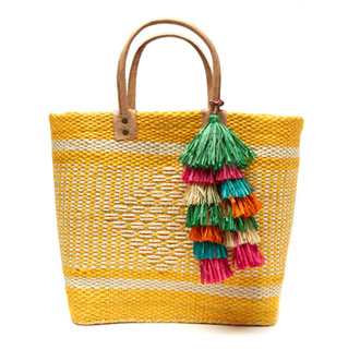 Ibiza tote from Mar y Sol