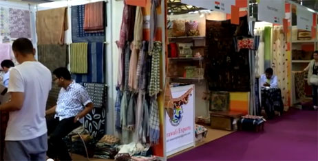 Intertextile Three video