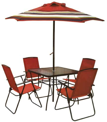 Rite Aid Recalls Outdoor Dining Sets Due To Fall Hazard Casual Living