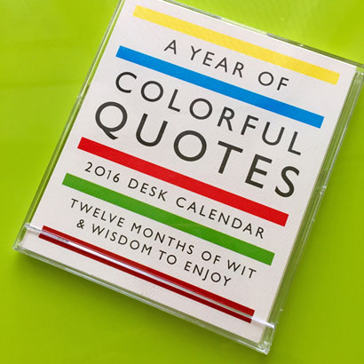 Stationery Year Long Inspiration Gifts Dec