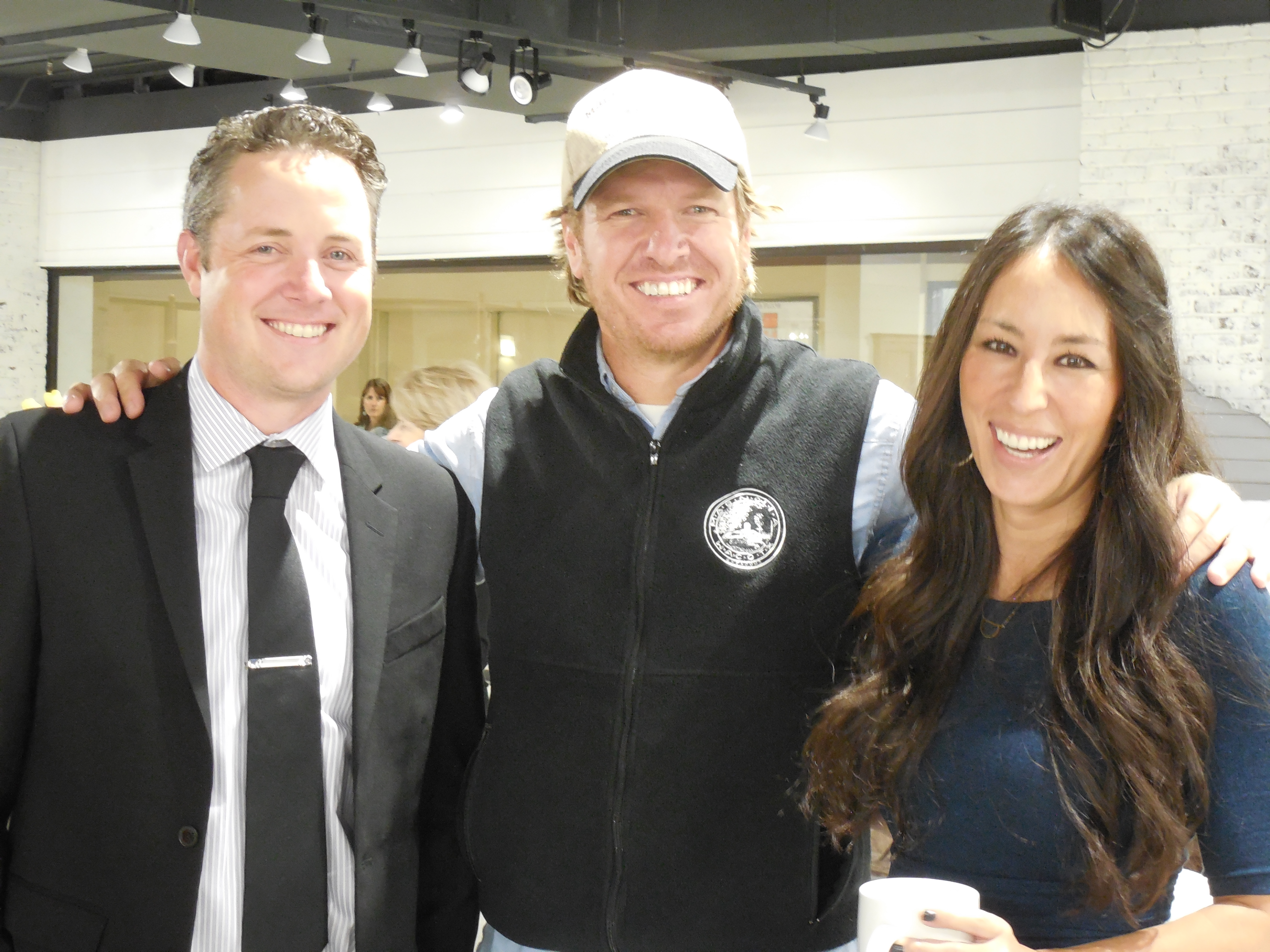 Magnolia home debuts at high point market kids today for Chip and joanna gaines kids birthdays