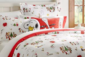 Pbteen Presents Limited Edition Peanuts Line Home