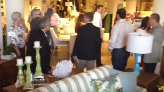 Furniture Today Leadership Conference Tours Norris Furniture & Interiors