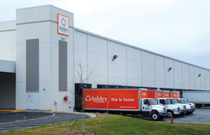 Broad River Distribution Center, Fort Mill, S.C. Broad River Furniture  Consolidated ...