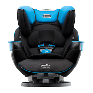 Evenflos SafeMax All In One Car Seat