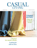 Casual Living cover January 2016